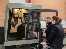 Emmegi SATELLITE XT 5-axis CNC Machining Centre - picture5' - Click to enlarge