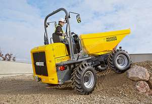 Wacker Neuson DW60 Wheel dumper