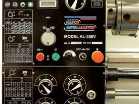 AL-356V Centre Lathe 356 x 1000mm Turning Capacity - 51mm Spindle Bore Includes Digital Readout, Qui - picture6' - Click to enlarge
