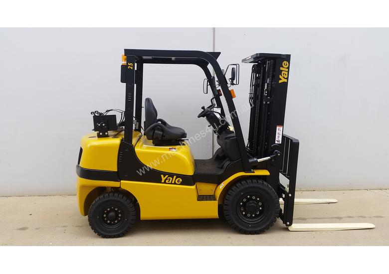 Brand New 2.5T LPG Counterbalance Forklift