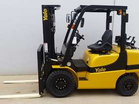 Brand New 2.5T LPG Counterbalance Forklift - picture4' - Click to enlarge
