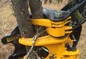 TMK Tree Shear TMK300 for 5-20 ton excavators