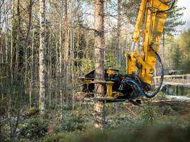TMK Tree Shear TMK300 for 5-20 ton excavators  - picture0' - Click to enlarge