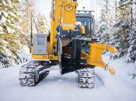 TMK Tree Shear TMK300 for 5-20 ton excavators  - picture1' - Click to enlarge