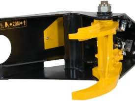 TMK Tree Shear TMK300 for 5-20 ton excavators  - picture2' - Click to enlarge