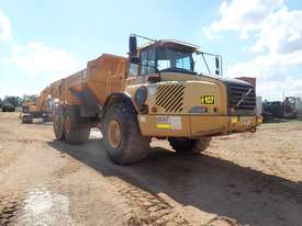 Volvo A40D Dump Truck - picture3' - Click to enlarge