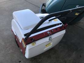 Used RCM Brava 900 Baterry Powered Walk Behind industrial Sweeper As Brand New  $ 5,500 + GST - picture4' - Click to enlarge