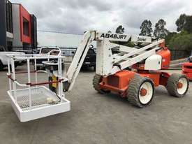 Snorkel 46ft Used Knuckle Boom Lift - picture0' - Click to enlarge