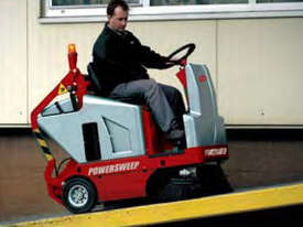 Powersweep PS120H Ride-on Sweeper - picture0' - Click to enlarge