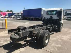 Hino FC Ranger 5 Cab chassis Truck - picture5' - Click to enlarge