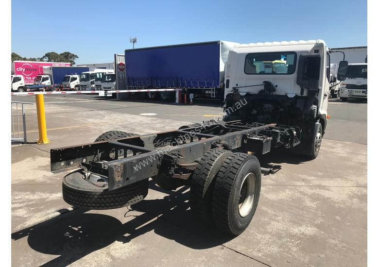 Hino FC Ranger 5 Cab chassis Truck