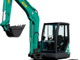 65VX3 IHI Mini Excavator - picture0' - Click to enlarge