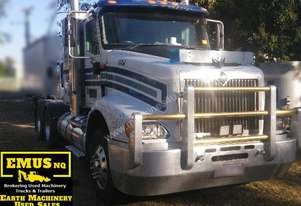 Eagle 9200, 680HP, 90ton rated, Prime Mover. EMUS NQ