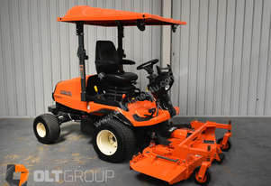 Second Hand Kubota Mower F3690 Current Model 36hp Diesel Ride On Mower