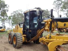 Caterpillar 14M Artic Grader Grader - picture18' - Click to enlarge