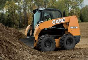 Case   SR200 SKID STEER LOADERS