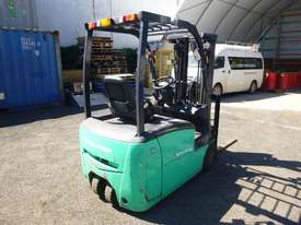 2017 Mitsubishi FB16-TCB Electric Container Mast Forklift - picture2' - Click to enlarge