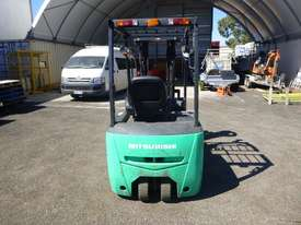 2017 Mitsubishi FB16-TCB Electric Container Mast Forklift - picture3' - Click to enlarge