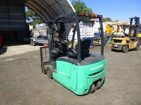 2017 Mitsubishi FB16-TCB Electric Container Mast Forklift - picture4' - Click to enlarge