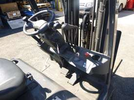 2017 Mitsubishi FB16-TCB Electric Container Mast Forklift - picture9' - Click to enlarge