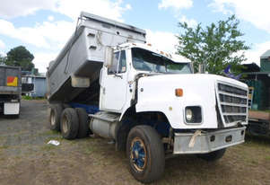International S-Line Tipper Truck