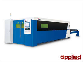Yawei HLX series high speed, high specification fiber lasers. 8kW coming to stock for AUSTECH LAUNCH - picture0' - Click to enlarge
