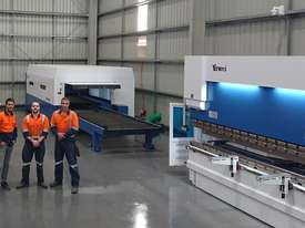 Yawei HLX series high speed, high specification fiber lasers. 8kW coming to stock for AUSTECH LAUNCH - picture4' - Click to enlarge