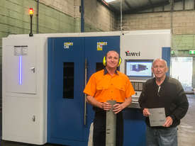 Yawei high speed, high spec fiber lasers. 8kW SOLD after Austech to savvy Australian manufacturer. - picture2' - Click to enlarge