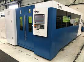 Yawei high speed, high spec fiber lasers. 8kW SOLD after Austech to savvy Australian manufacturer. - picture5' - Click to enlarge