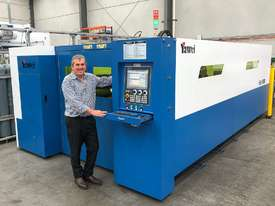 Yawei high speed, high spec fiber lasers. 8kW SOLD after Austech to savvy Australian manufacturer. - picture6' - Click to enlarge