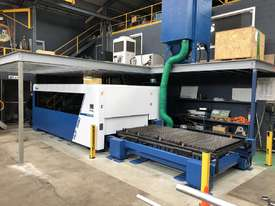 Yawei high speed, high spec fiber lasers. 8kW SOLD after Austech to savvy Australian manufacturer. - picture7' - Click to enlarge