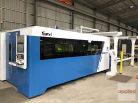 Yawei high speed, high spec fiber lasers. 8kW SOLD after Austech to savvy Australian manufacturer. - picture8' - Click to enlarge