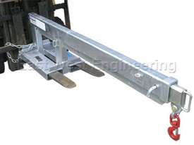 FJCL25 Fixed Jib Long - 2.5T - picture0' - Click to enlarge
