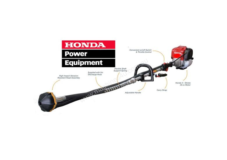 HONDA PORTA PUMP WATER PUMP free delivery anywere in australia