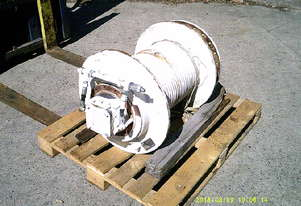 winch 10 ton capacity ,2 available