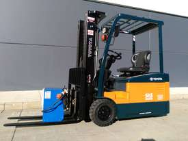 Toyota Forklifts 7FBE15 - picture0' - Click to enlarge
