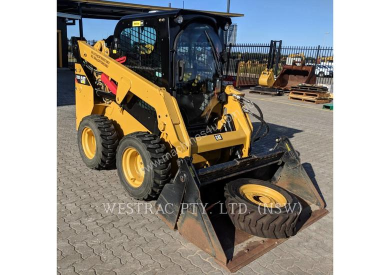 CATERPILLAR 232D Skid Steer Loaders