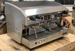 WEGA ATLAS 2 GROUP SAND ESPRESSO COFFEE MACHINE