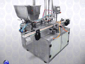 Flamingo Twin Head Automatic Piston Filler 300ml (EFPF-A2-300) - picture0' - Click to enlarge