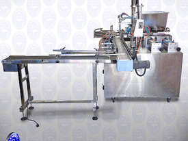 Flamingo Twin Head Automatic Piston Filler 300ml (EFPF-A2-300) - picture2' - Click to enlarge