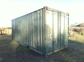 Custom 20 FT Sea Container With Cont - picture0' - Click to enlarge