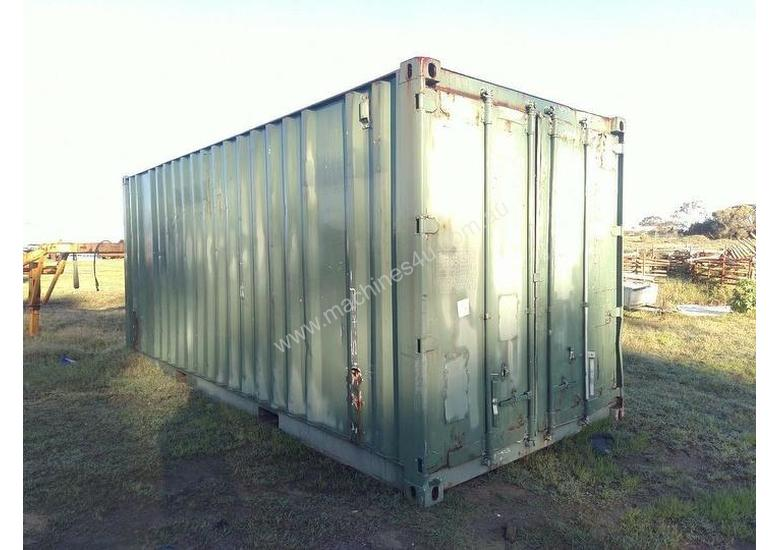 Custom 20 FT Sea Container With Cont
