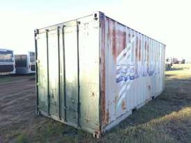 Custom 20 FT Sea Container With Cont - picture1' - Click to enlarge