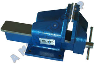 BENCH VICE 100MM OFFSET FAB ALL STEEL