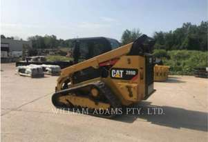 CATERPILLAR 289D Skid Steer Loaders