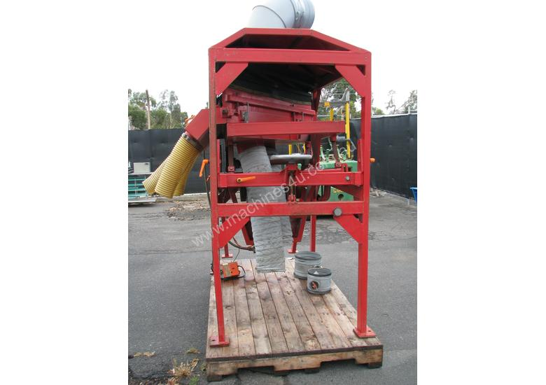 Industrial Copper Recycling Separator - System Redoma