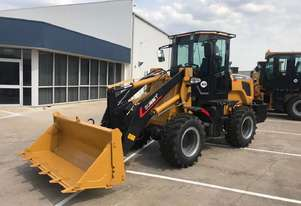 SUMMIT 820 103HP 5.3T WHEEL LOADER with 4 in 1 bucket & fork
