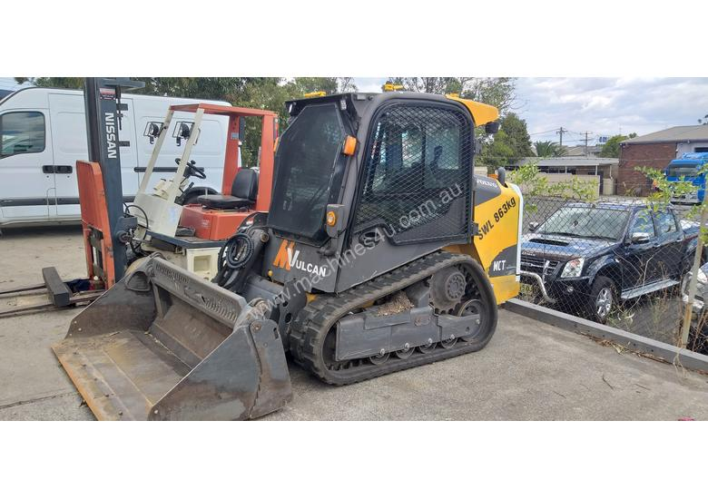 2013 Volvo MCT85 Skid Steer Loader