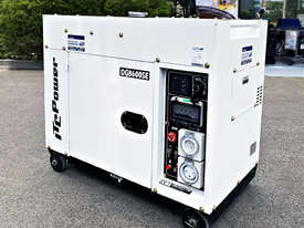 6.3kW ITC Power Silent Diesel Generator with Long Range Tank - picture1' - Click to enlarge