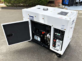 6.3kW ITC Power Silent Diesel Generator with Long Range Tank - picture2' - Click to enlarge